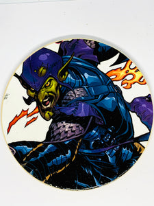 Green Goblin Coaster