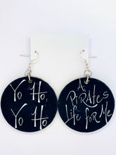 A Pirates Life for Me Earrings