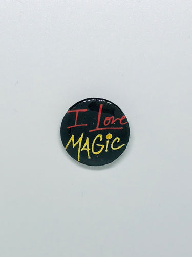 I Love Magic Button