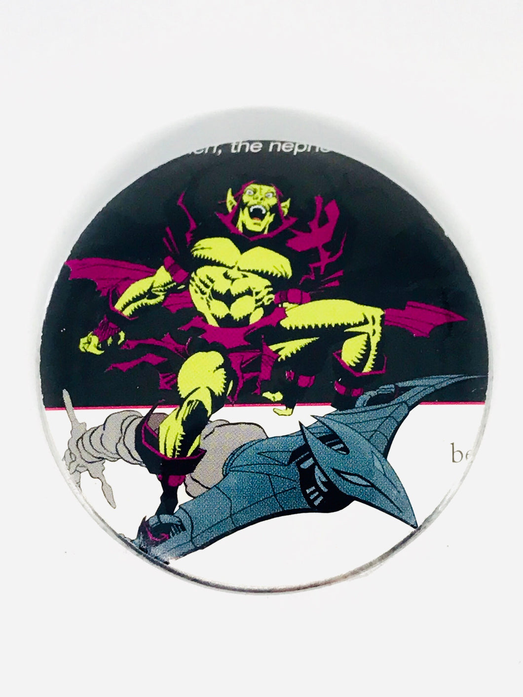 Green Goblin Buttons