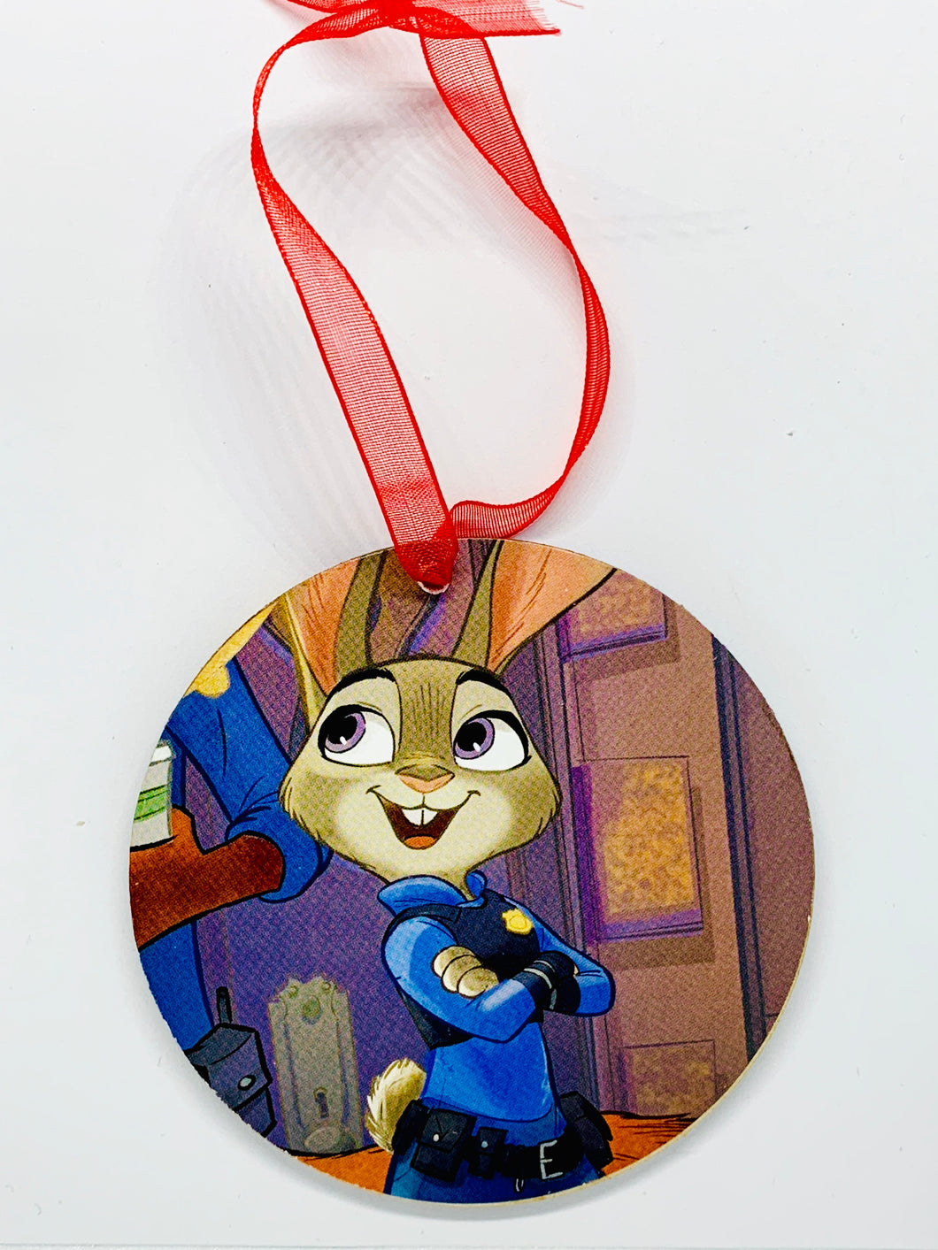 Zootopia Ornament