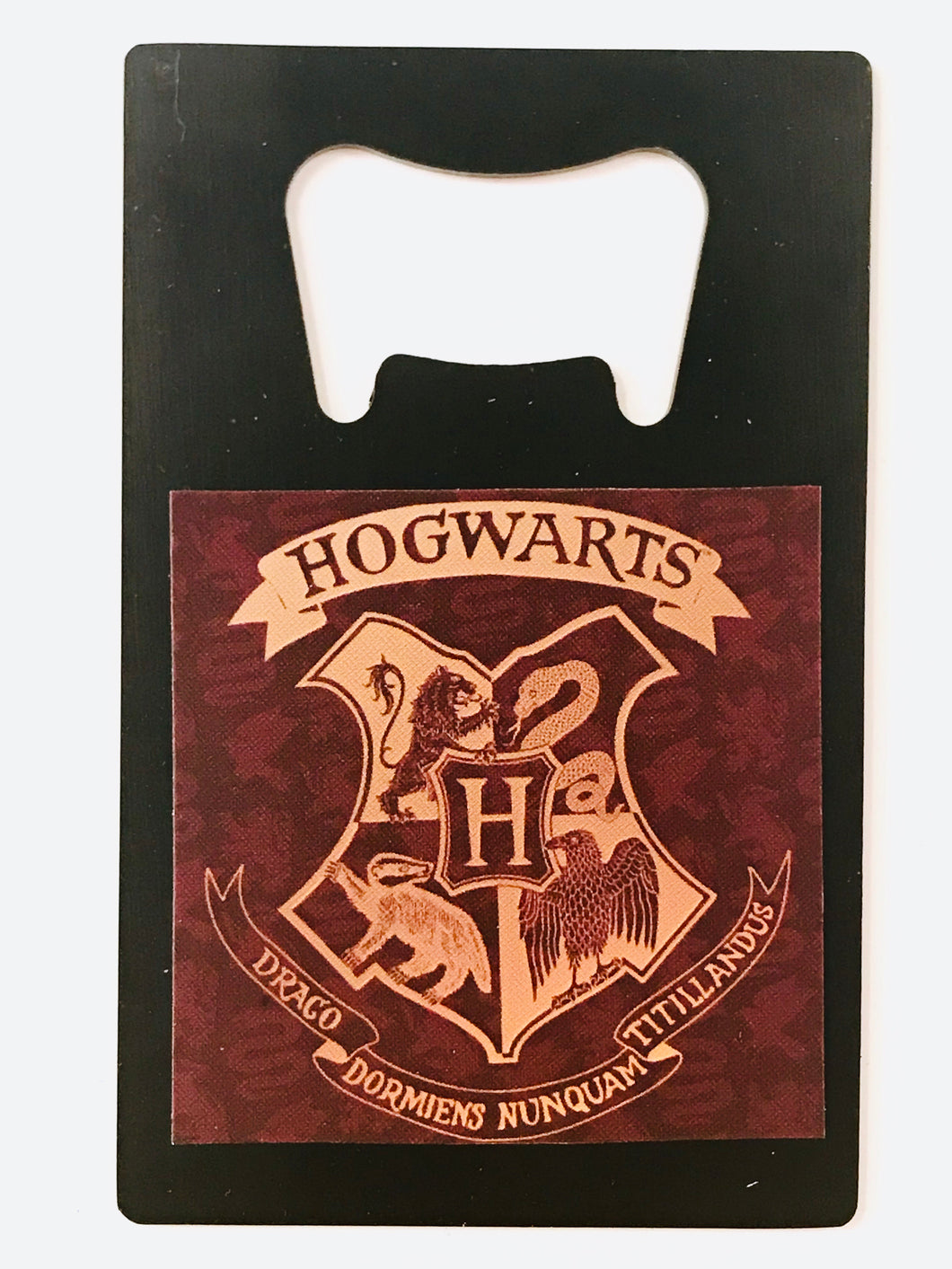 Hogwarts Bottle Opener