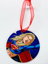 Supergirl Ornament