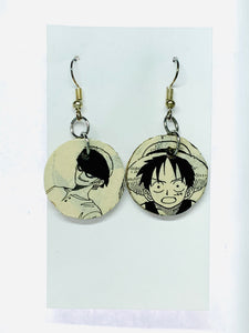 One Piece Earrings