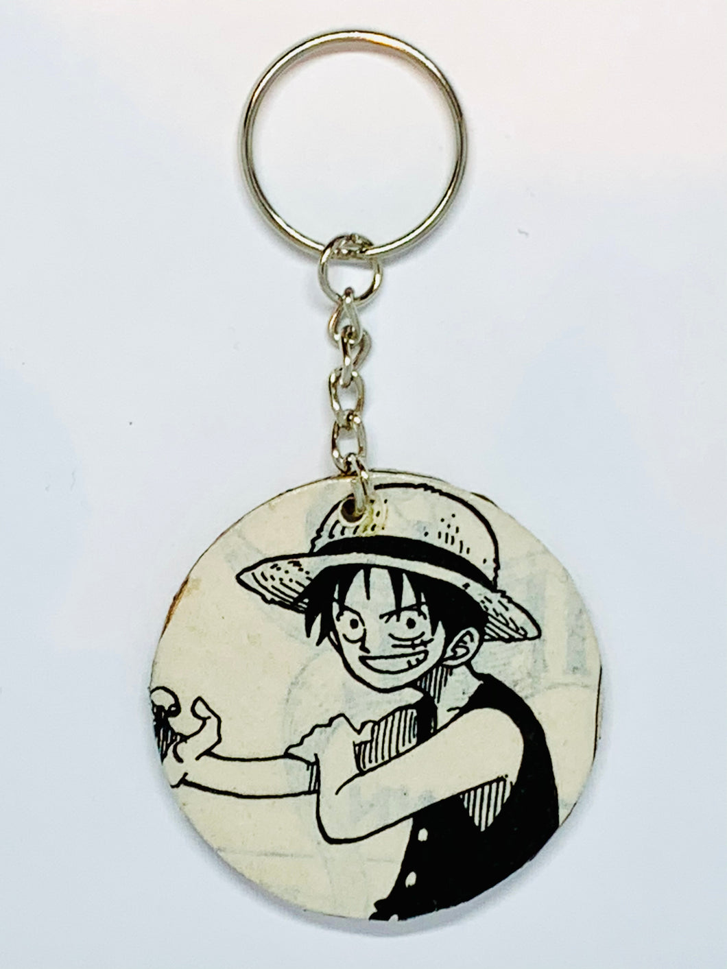 One Piece Keychain