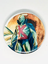 Martian Manhunter Buttons