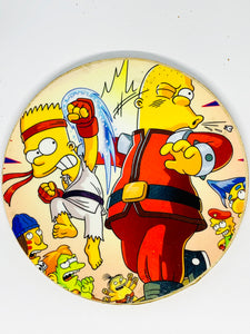 Simpsons Coaster