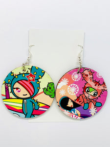 Tokidoki Earrings