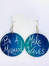 Be a Mermaid Earrings
