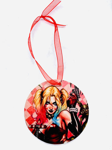 Harley & Joker Ornament