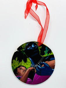 Black Panther Ornament