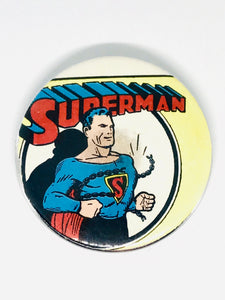 Superman Buttons
