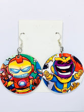 Avengers Earrings