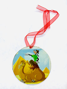Goofy Ornament