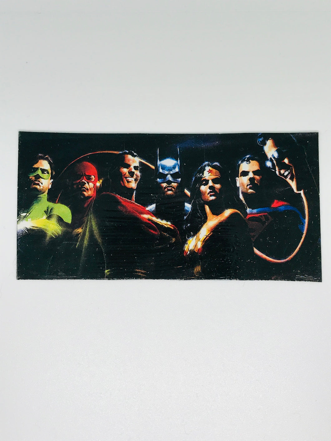 Justice League Magnet