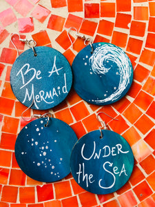 Be a Mermaid - Earrings