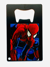 Spiderman Bottle Opener