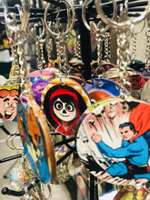 Powerpuff Girls Keychain