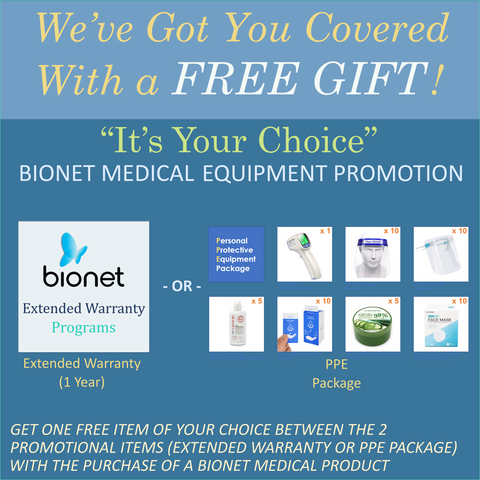 2020_Bionet_Medical_Equipment_Promotion