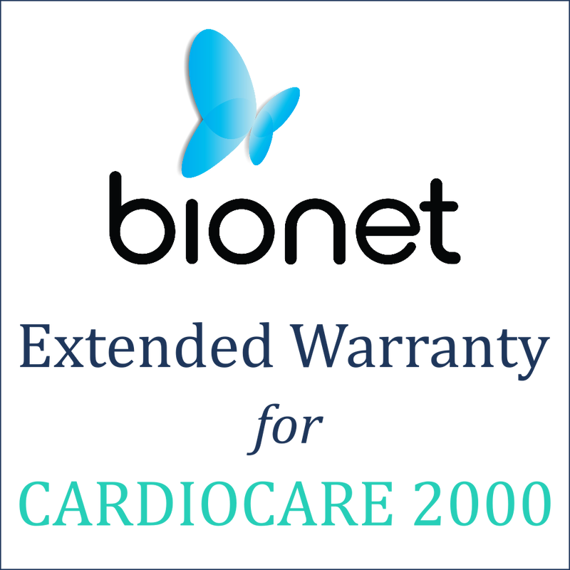 Bionet Extended Warranty (1 Year) - CardioCare 2000