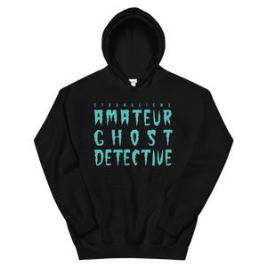 AMATEUR GHOST DETECTIVE PULLOVER