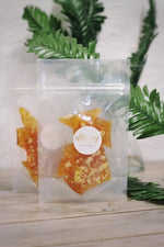 Elly's Golden Peanut Brittle
