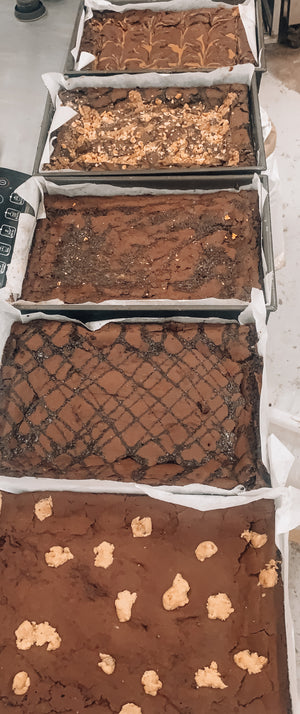 Brownie Selection Box (6)