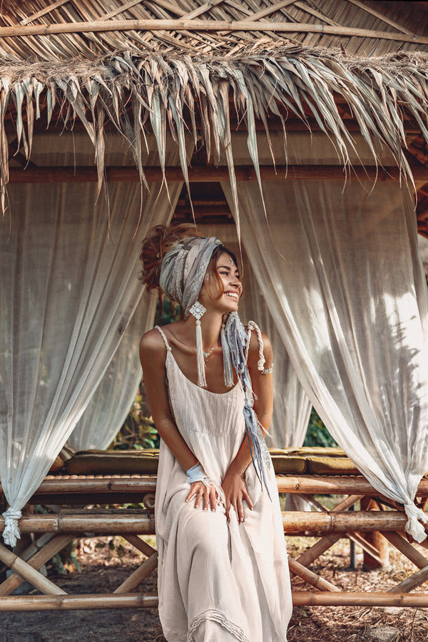 Sal Dress by Island Tribe-kaftan-Island Tribe USA-Wherevershegoes