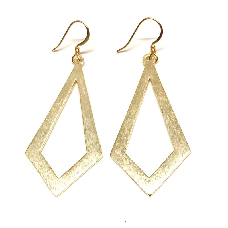 Hannah Kite Earrings, earrings, Nikki Smith Designs, Earrings, Classic, dainty, and darling, our Hannah kite earrings should be your next go-to accessory! Gold-filled over sterling silver hypoallergenic and nickel-free By Nikki Smith Designs