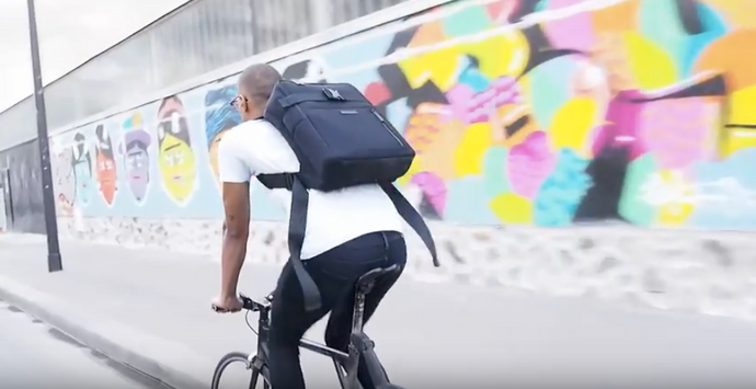 OFFICIAL KICKSTARTER VIDEO FOR CARRé_COMMUTER