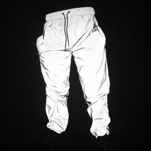 NIGHT-LIGHT RAINPROOF OVER-PANTS