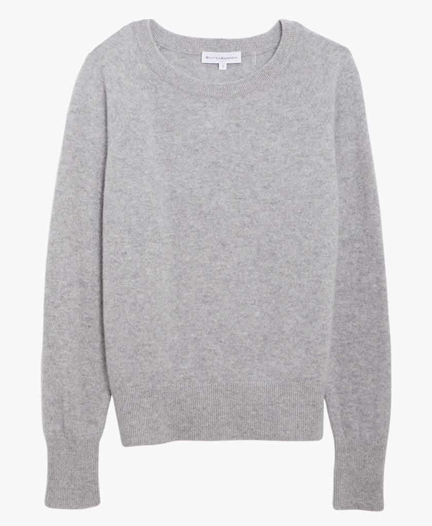 White And Warren Cashmere Sweater