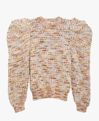 Ulla Johnson Rosina Puff Sleeve Sweater
