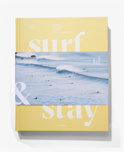 Surf & Stay Book