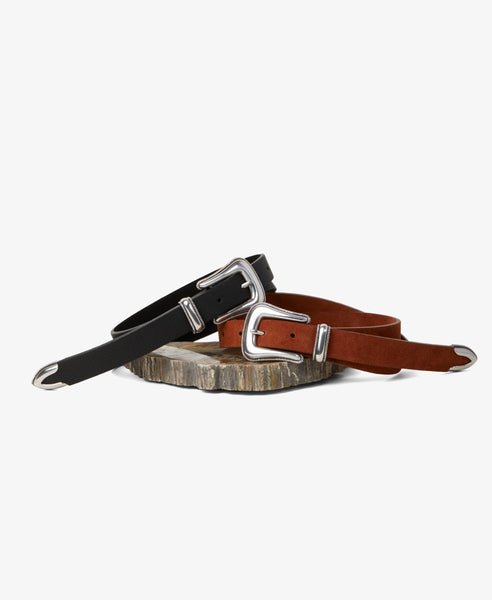 Wilder Suede Belt