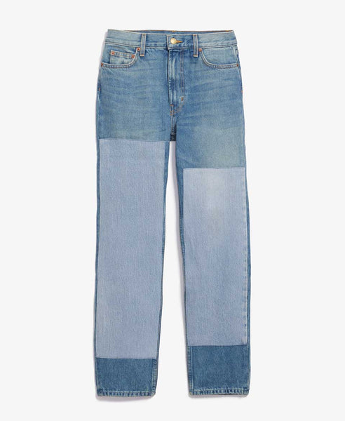Ascher Mid Straight Jeans