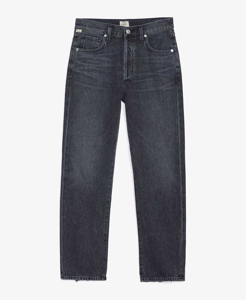 Mckenzie Curved Straight Jeans