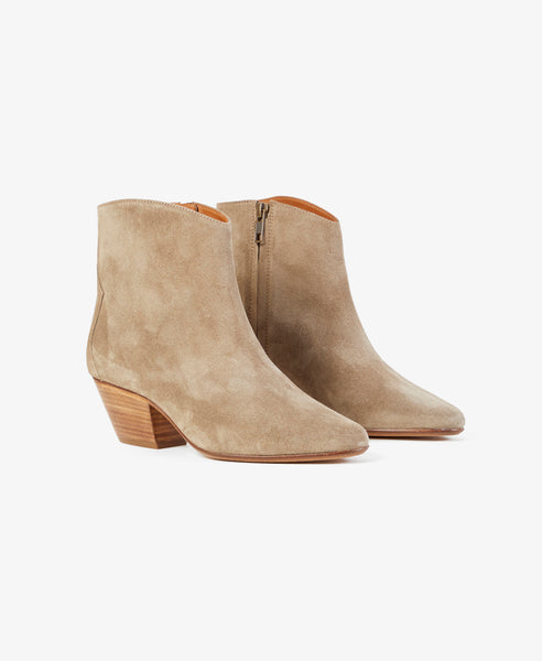 Dacken Ankle Booties