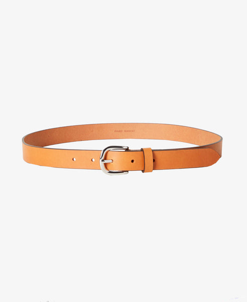 Zap Classic Tan Leather Belt