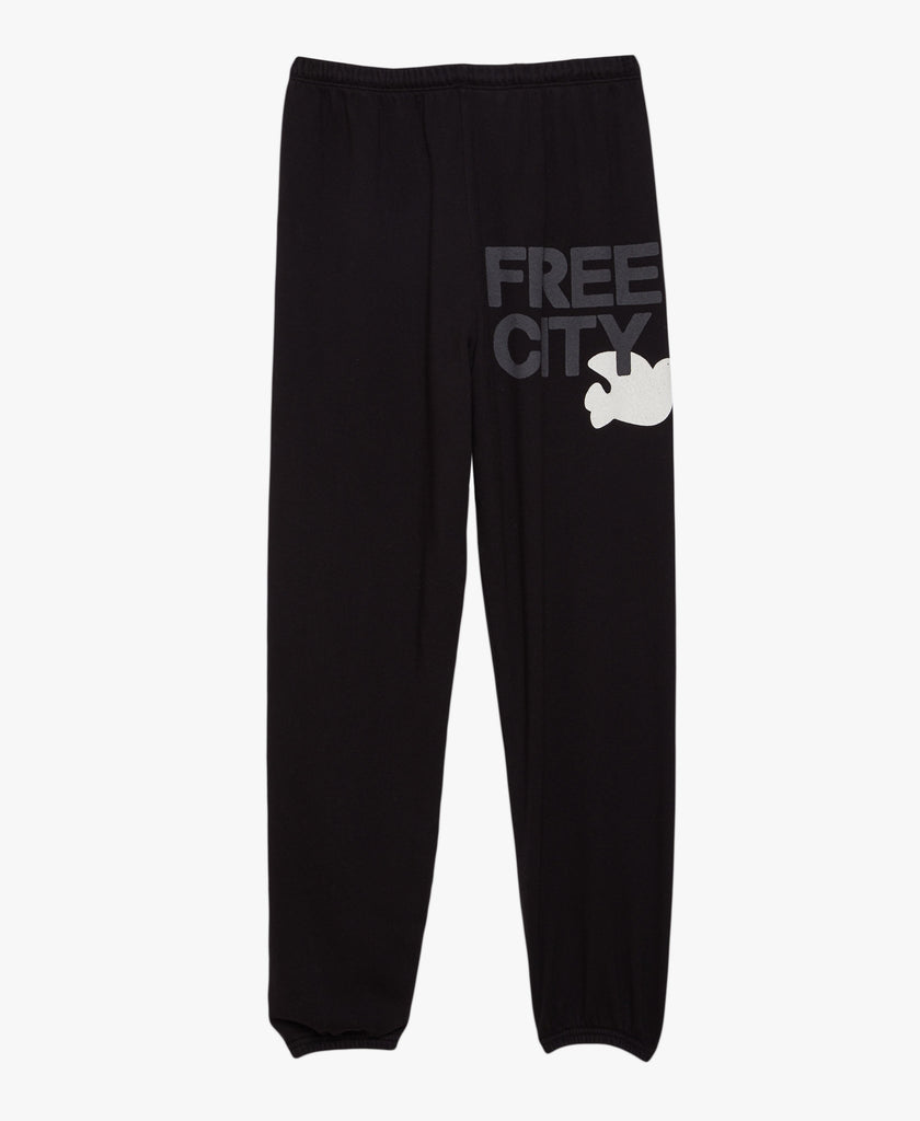 Free City Logo Sweatpants