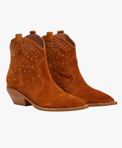 Tira Suede Boot