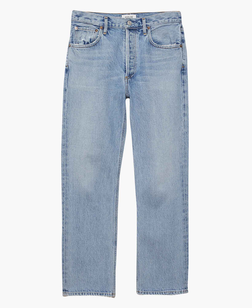 Ripley Riptide Mid Rise Straight Jeans