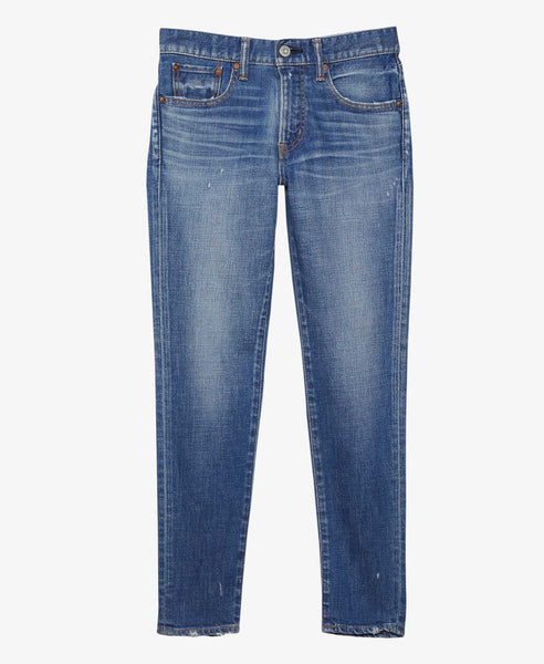 Elverson Skinny Highrise Jeans
