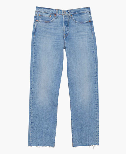 Wedgie Straight Clean Fit Jeans