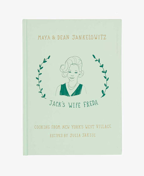 Jack's Wife Frieda