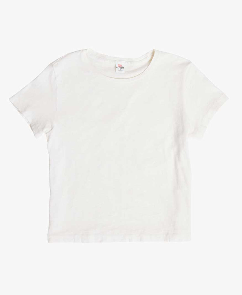 Cropped Classic Tee