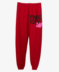 Large Logo Sweatpants