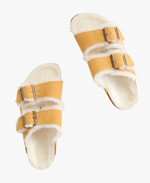 Arizona Shearling Sandal
