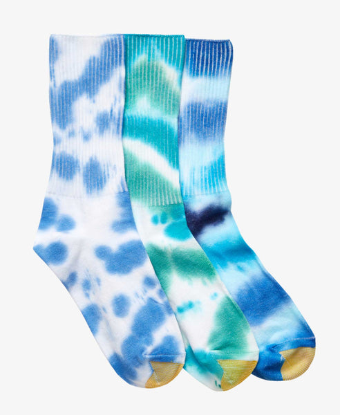 Hand Tie Dyed Assorted Socks