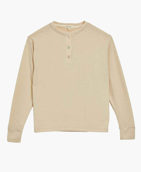 Donni Henley Sweater